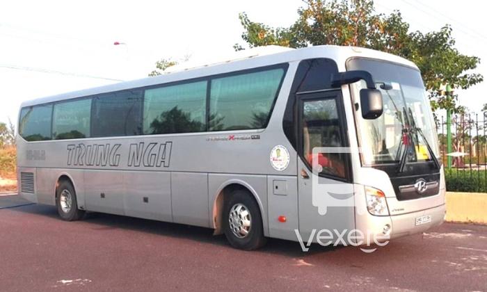 Xe Trung Nga đi Bình Thuận