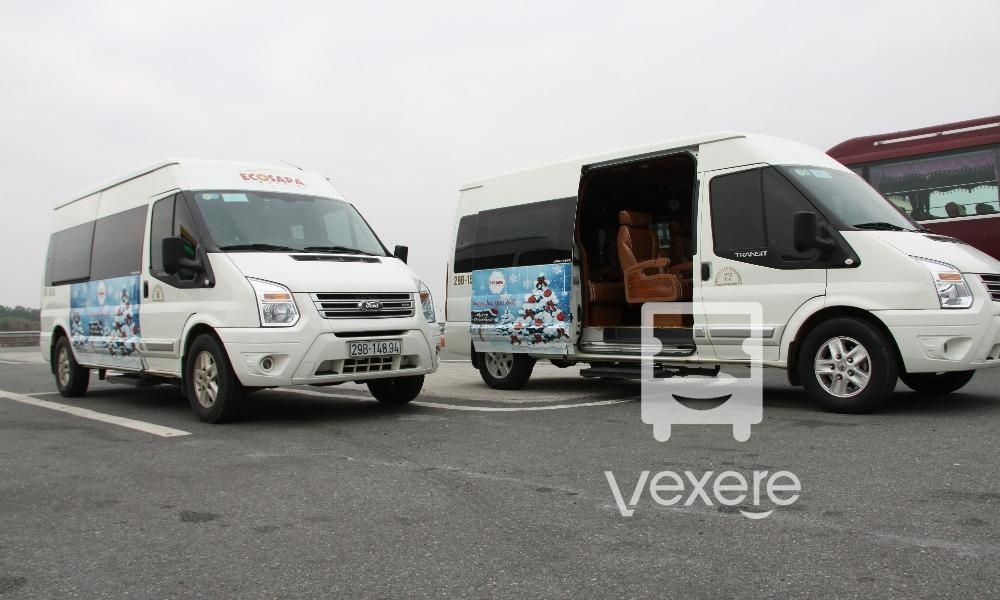EcoSapa Limousine to Sapa