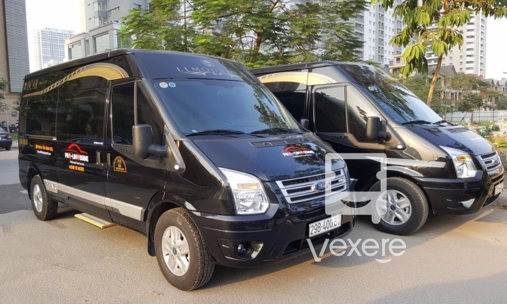 Truong Thanh Limousine to Sapa