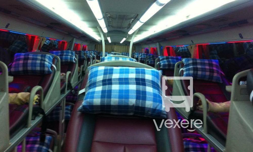 Xe Hoàng Nhân đi Ninh Thuận