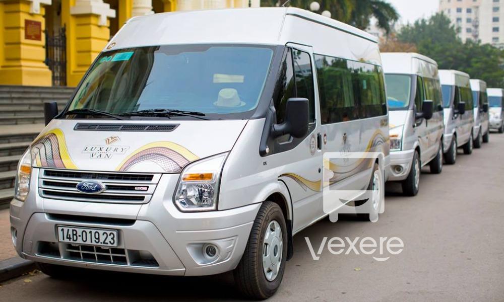 Xe đi Quảng Ninh: Luxury Transport